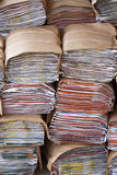 File folders Royalty Free Stock Image