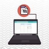 File format design Stock Photo