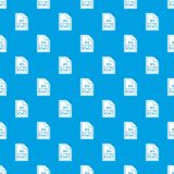 File JPG pattern seamless blue. File JPG pattern repeat seamless in blue color for any design. Vector geometric illustration Stock Photo