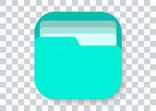 File manager. Vector design of icon concept Stock Photo