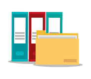 File of office and work design Stock Photo