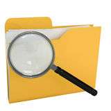 File Search Stock Images