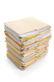File Stack Stock Images