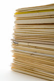 File Stack Royalty Free Stock Images