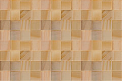 File textured of wood cube Stock Photo