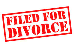 Free FILED FOR DIVORCE Stock Photos - 90831903