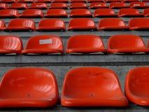 Fileira de Seat Imagem de Stock Royalty Free
