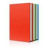 Fileira dos livros ilustração stock