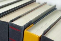 Fileira dos livros imagem de stock royalty free