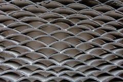 Fileiras da telha Imagem de Stock