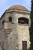 Filerimos monastery at Rhodes, Greece Stock Photography