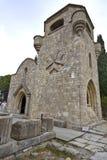 Filerimos monastery at Rhodes, Greece Royalty Free Stock Image
