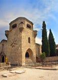 Filerimos mountain.Monastery .Rodos, Stock Photo