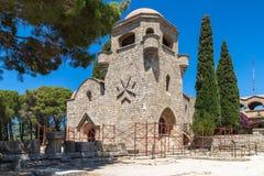 Filerimos, Rhodes Fotografia Stock