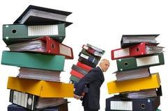 Files!!! Royalty Free Stock Photo