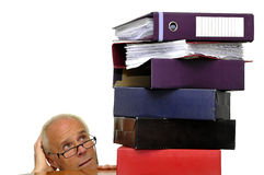 Files!!! Stock Photography