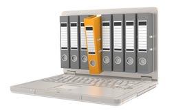 Files. Stock Photo