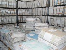 Files Royalty Free Stock Photo
