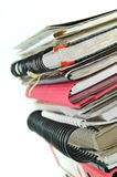 Files and binders Stock Photography