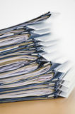 Files Stock Photography