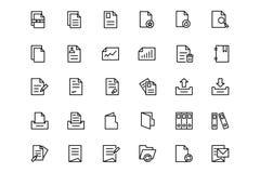 Files and folders 3 Stock Photos