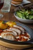 Filet de porc image stock