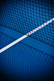 Filet de tennis Photo stock
