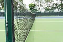Filet de tennis Photos libres de droits