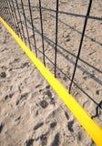 Filet de volleyball images libres de droits