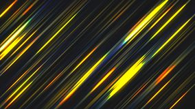 Filet diagonal de lueur vacillante, contexte généré par ordinateur abstrait, rendu 3D Images libres de droits