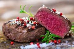 Filet grillé de boeuf Image stock