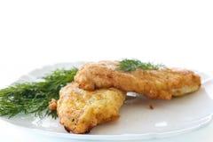 Filet grillé de poulet photos stock