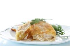 Filet grillé de poulet photos libres de droits