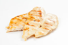 Filet grilled chicken Stock Photography