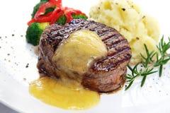 Filet Mignon stock photo