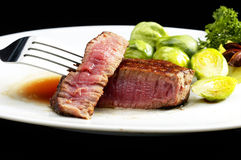 Filet mignon Stock Image