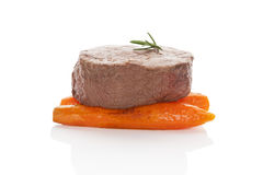 Filet mignon. Royalty Free Stock Images