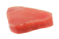 Filet Of Tuna Stock Photo