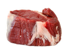 Filet Steak, Ready for Cooking Royalty Free Stock Photo