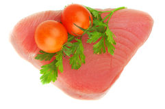 Filet of tuna Stock Images