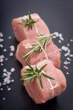 Filet van varkensvlees Royalty-vrije Stock Fotografie