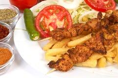 filet z kurczaka obraz stock