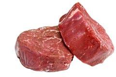 fileta surowy stek Fotografia Royalty Free