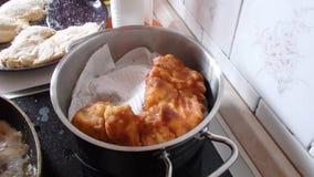 filete Cacerola-frito, metrajes