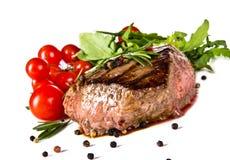 Filete de carne de vaca fotografía de archivo libre de regalías