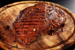 Filete de carne de vaca Imágenes de archivo libres de regalías