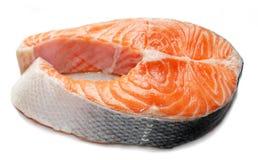 Filete de color salmón Imagenes de archivo