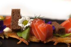 Filete de color salmón,   fotografía de archivo