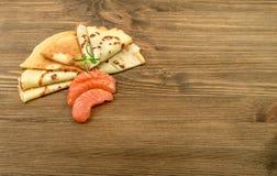Filete de color salmón fumado Foto de archivo libre de regalías