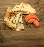 Filete de color salmón fumado Imágenes de archivo libres de regalías